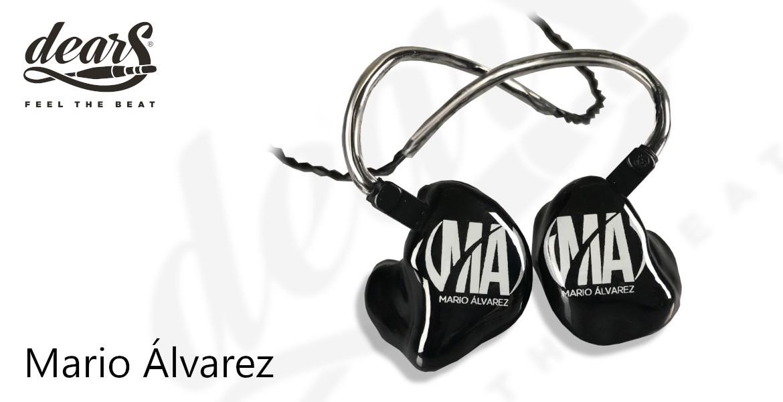 Inear web dears Mario Álvarez